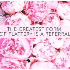 Referrals are an amazing thing!! And with me for each referral you send my way I'll send you a Rodan + Fields gift!!! www.pshenkman.myrandf.com