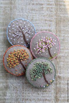Buttons. Handmade!