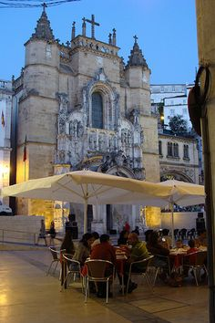 Secrets From Portugal brings you all about this amazing event, that also aims to potentialize Coimbra Spain And Portugal, Portugal Travel, Coimbra Portugal, Cathedral Church, Old Churches, Kirchen, Lisbon, Barcelona Cathedral, Places To See