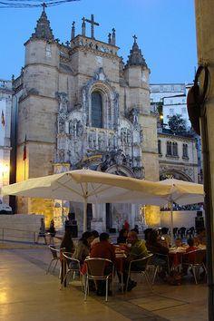 Coimbra: Praça 8 de Maio   Portugal