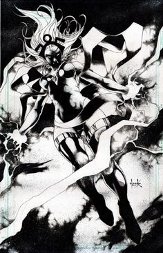 Storm by Chuck Penero