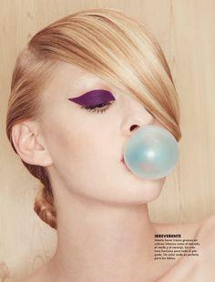 Bubble reigned.