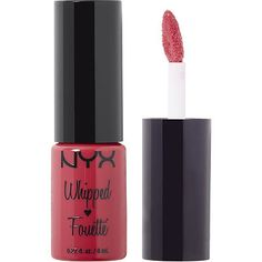 Nyx Cosmetics Whipped Lip and Cheek Soufflé Berry Tea
