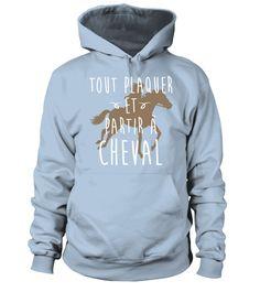 Cheval Sweat-shirt cœur i love my horse équitation cavalier cavalière