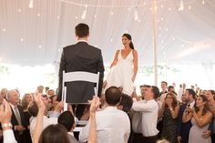New York Lakeside Wedding