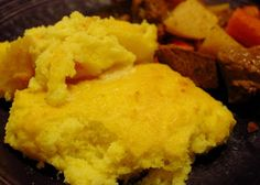Bless Us O Lord...: Spoon Bread