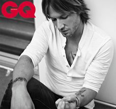Stars Hollow: GQ Australia Covers Keith Urban!