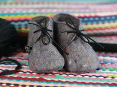 HioP® baby booties | HiopShop #sustainablefashion #ethicalfashion #finnishdesign