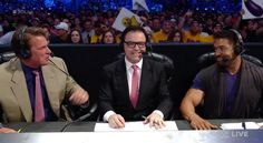 Why Mauro Ranallo Is The Next Voice Of The WWE