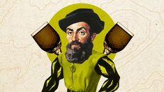 Magellan's Voyage Around the World Was Kept Afloat By $475K Worth of Sherry Bread, Brot, Baking, Breads, Buns