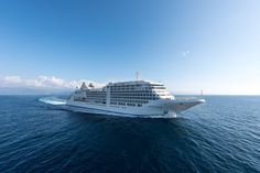 Silversea Silver Muse at Sea New Travel, Luxury Travel, Silversea Cruises, Usa Mobile, Mobile App, Luxury Cruise Lines, Peninsula Hotel, Visit Melbourne, San Francisco Travel