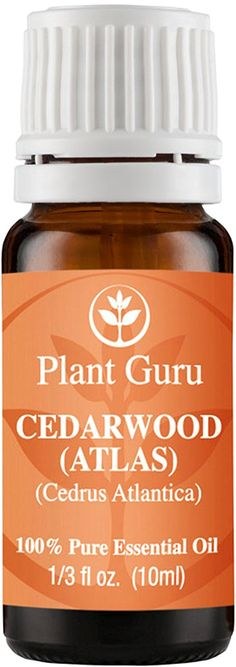 Cedarwood (ATLAS) Essential Oil. 10 ml. 100% Pure, Undiluted, Therapeutic Grade. * Wow! I love this. Check it out now! : lemon essential oil