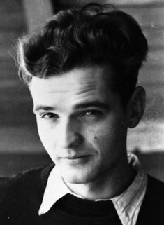 Hans Scholl (22 September 1918 – 22 February 1943) was a founding member of the Weisse Rose resistance movement in Nazi Germany. He was convicted of high treason after having been found distributing anti-war leaflets at the University of Munich with his sister Sophie. As a result, they were both executed by guillotine.