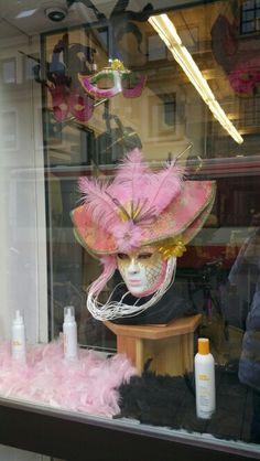 Schaufenster Dekoration