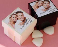 Personalized Photo Favor Box Kit