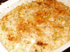 Scalloped Salmon Casserole