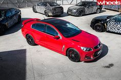 85 Best Vf Ssv Redline 2 images in 2018 | Cars, Aussie muscle cars