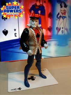 King by Javier Garcia How To Make Comics, Good And Evil, Custom Action Figures, Super Powers, Marvel Comics, Captain Hat, Comic Books, King, Toys