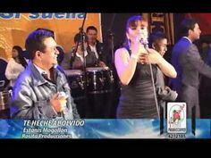 Tony Rosado a Duo Con Marisol - Te Eche Al Olvido En Concierto - YouTube
