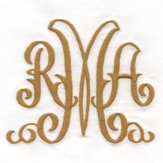 Madison Monogram Style