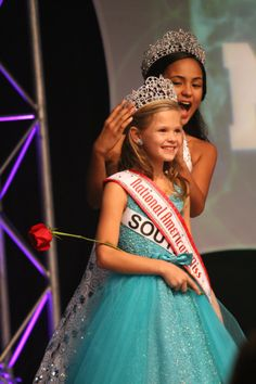 2013-2014 National American Miss Jr. Pre-Teen Josephine McDowell