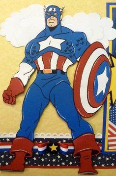 My Favorite Super Hero!