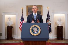 President Obama Delivers a Statement on Cuba:  Setting a new, positive course for U.S.-Cuba relations...