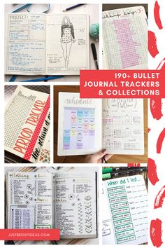 The super fun part of your bujo is the trackers and collections! Choose from our HUGE list of bullet journal ideas 2020. So many things to track in your bullet journal you might not have thought of! Bullet Journal Tracking, Bullet Journal Hacks, Best Planners, Planner Organization, Cover Pages, Printable Planner, Journal Ideas, Bujo, Stationery