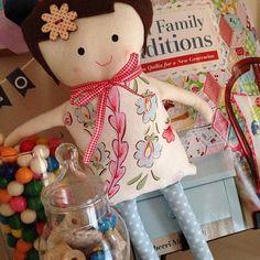 Rag Doll Crew Soft doll Plush. by EmilyAnnsKloset on Etsy https://www.etsy.com/listing/185683001/rag-doll-crew-soft-doll-plush