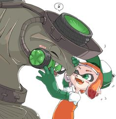 Awwwww! So cute! That would be me so there!<<You want to hug a massive eel that may or may not be made out of steel? Okay...