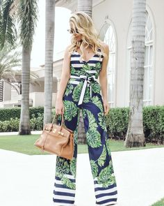"""Jumpsuit que é a cara do verão  #fashiongram #glam #gorgeous #look…"""
