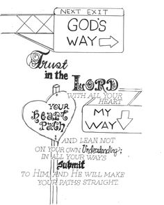 Colossians 1: 10 Bible coloring page That you may walk