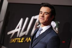 Photos: LA Premiere Starring: Directed By: Produced By: Joel David Moore, Keean Johnson, Jackie Earle Haley, Angel Movie, Stephen Lang, Sofia Boutella, Mahershala Ali, Beginning Sounds