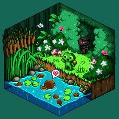 saved the baby Cool Pixel Art, Pixel Design, Pixel Games, Foil Art, Art Icon, Video Game Art, Illustration Artists, Simple Art, Game Design