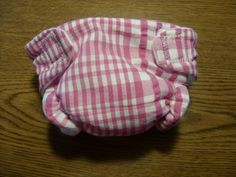 PDF Pattern Waldorf Cloth Doll Diaper