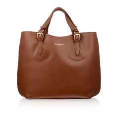 Brown Large WILLOW tote Russell and Bromley