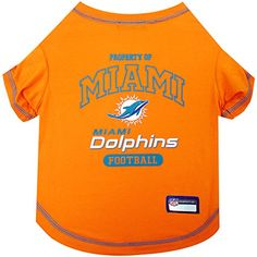 Pets First Miami Dolphins TShirt Medium * Be sure to check out this awesome product.