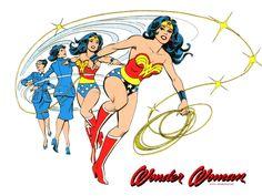 Transforming Wonder Woman