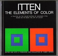 itten color theory book - Google Search