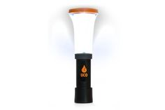 The Clarus LED Lantern is the brightest collapsible lantern of its size plus it easily converts to a flashlight.