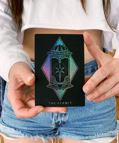 Threads of Fate has just launched the pre-order for The Weaver Tarot! There are 2 holographic decks to choose from! Wiccan, Magick, Witchcraft, Pagan Witch, Witches, Tarot Card Decks, Tarot Cards, New Things To Learn, Learn To Read