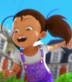Manon Chamack | Miraculous Ladybug S1 | Ep 1 Marinette Doll, Ladybug And Cat Noir Reveal, Minor Character, Miraculous Ladybug, Dolls, Cats, Fictional Characters, Baby Dolls, Gatos