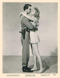 Forbidden Planet (1956) publicity photo