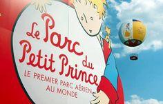 #Aéroprince ~Parco tematico del Piccolo Principe~ 31 attrazioni per ripercorrere il viaggio immaginario di questo celebre personaggio. #Alsazia #Ungersheim ( tra Colmar e Mulhouse) #PetitPrince