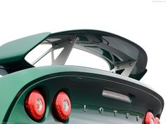 Lotus Exige S Coupe (2012-N/A) Detail