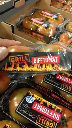 Gril beef tomatoes rema1000 supermarket