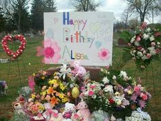 Nov 2, 2014 - Alissa would have been 7 this year.
