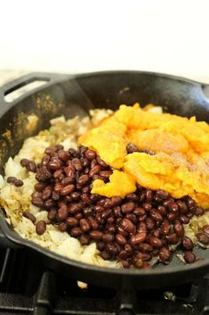 Need a healthy, homemade dinner that is quick and easy? This recipe for 25 Minute Butternut Squash Black Bean Enchiladas is just what you need! Butternut Squash Enchiladas, Black Bean Enchiladas, Hash Tag, Enchilada Recipes, Black Beans, Vegan Recipes, Homemade, Meals, Dinner