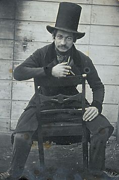 Eduard Wehnert, german daguerreotypist, Leipzig 1842