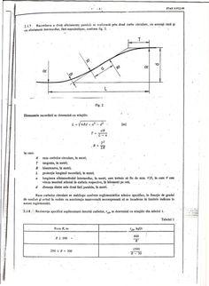 Stas 3197-2-1990 Cai Ferate Normale Elemente Geometrice Sheet Music, Bullet Journal, Music Score, Music Notes